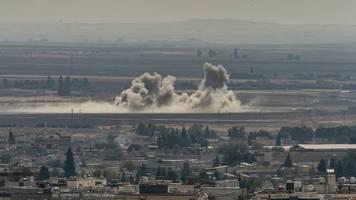 Türkische Offensive in Syrien: Erdogan hat eine Art Damoklesschwert über der Union installiert