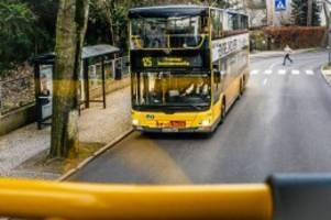 bvg: termin verschoben: taktverdichtung der busse erst ab 2020