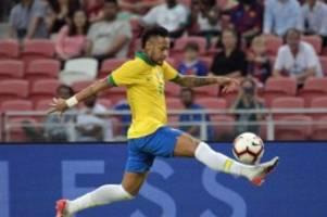Verletzung der Achillessehne: Neymar fällt für Paris Saint-Germain aus
