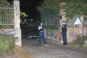 Kriminalität: Streit im Görlitzer Park: Fahrradfahrer greift Personen an