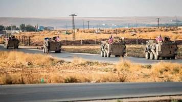 Verbündete Kurden allein gelassen: Ich schäme mich: US-Soldaten kritisieren ihren eigenen Abzug aus Syrien