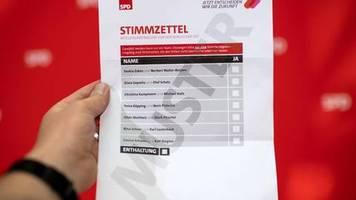 Hintergrund: Zahlen und Fakten zum Rennen um den SPD-Vorsitz