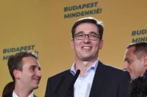 Unerwarteter Sieg in Budapest: Schlappe für Orban: Ungarns Opposition gewinnt Kommunalwahl