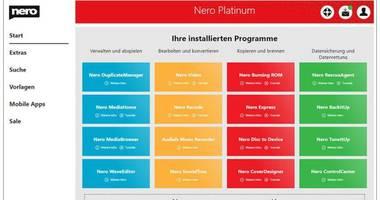 Was taugt die neue Multimedia-Software Nero Platinum?