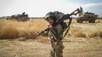 Militäroffensive in Syrien: EU-Länder wollen Waffenverkäufe an Ankara einstellen
