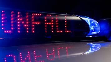 Unfallbilanz vom Wochenende: Ein Toter und 113 Verletzte