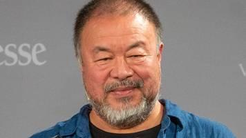 Ai Weiwei mag Deutschland und will dennoch weg