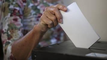Wahlkreise und Gemeinden rüsten sich mit Software für Wahl