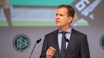 DFB: Oliver Bierhoff denkt über Drittliga-Reform nach
