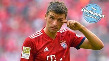 Der FC Bayern sollte Thomas Müller den roten Teppich ausrollen