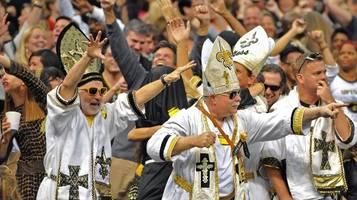 Segen für New Orleans Saints: Papst sorgt mit NFL-Tweet für Aufsehen