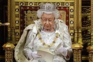 queen verliest johnsons regierungserklärung