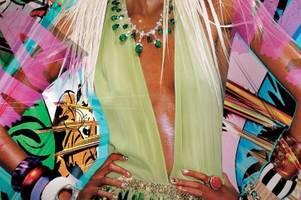 zentralorgan für couture und kunst, lifestyle und leben