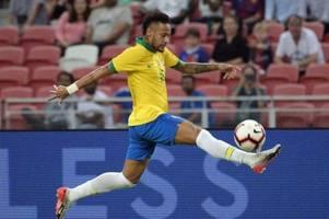 Neymar fällt für Paris Saint-Germain aus