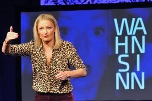 Monika Gruber tritt noch einmal auf - und macht danach lange Pause