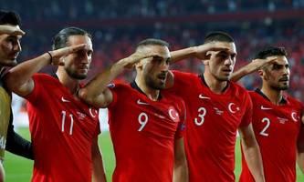 Likes: Aufregung um Gündogan und Can wegen Türkei-Jubel