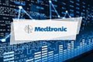 medtronic-aktie aktuell - medtronic praktisch unverändert