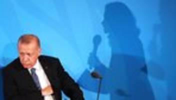 Recep Tayyip Erdoğan: Die Türkei muss spüren, dass sie einen Fehler begeht