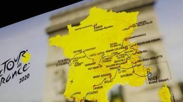 107. Frankreich-Rundfahrt: Tour de France 2020: Kletterpartie für Buchmann & Co.