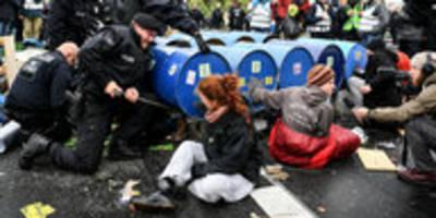 Klimaproteste von Extinction Rebellion: Rebellen suchen Bündnispartner