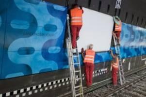 Modernisierung: So sieht die S-Bahn-Station Landungsbrücken ab Montag aus