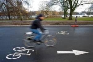 Verkehr in Hamburg: Radschnellwege: Volksinitiative setzt Senat unter Druck