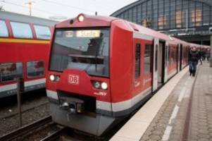 Störung: Kein S-Bahn-Verkehr zwischen Buxtehude und Stade