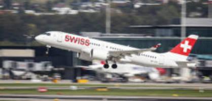 Unregelmässigkeiten am Triebwerk: Swiss-Maschine muss in Paris zwischenlanden