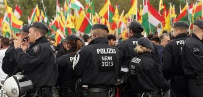 Konflikte zwischen Türken und Kurden brechen wieder auf