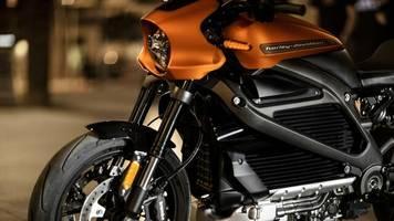 LiveWire: Harley-Davidson stoppt Produktion von Elektro-Motorrädern