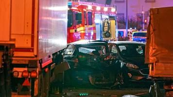 Limburg: Polizei geht bei Lkw-Vorfall nicht von Terrorakt aus