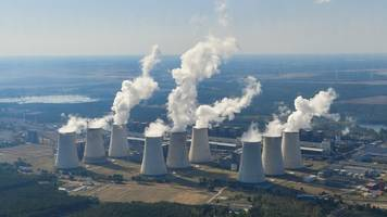 energie und braunkohle: koalitionsverhandlungen gehen weiter