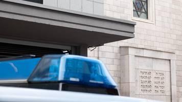 landesregierung blickt auf schutz jüdischer einrichtungen