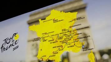 107. Frankreich-Rundfahrt - Tour de France 2020: Kletterpartie für Buchmann & Co.