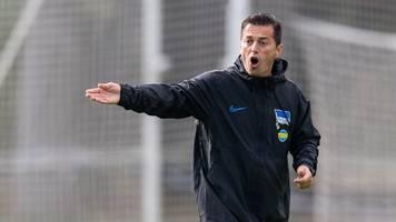verletzter nationalspieler: hertha-coach covic hofft auf punktlandung von stark