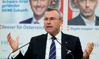 Hofer warnt ÖVP vor Koalition mit Weltuntergangssekte