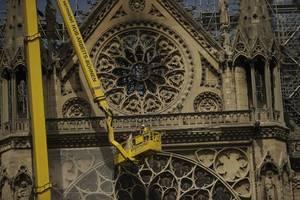 Notre-Dame-Brand belebt das Handwerk