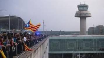 Weitere Flugausfälle in Barcelona nach Protesten