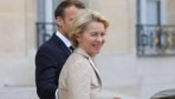 EU-Kommission: Ursula von der Leyen muss warten