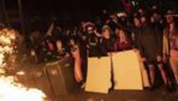 katalanische separatisten: mehrere festnahmen nach massenprotesten