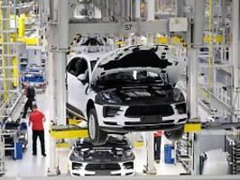 Über 200 Server ausgefallen: IT-Störung legt Porsche-Produktion lahm