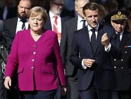 Ein Rahmen für Verlässlichkeit: Rüstungsexporte: Paris und Berlin einig