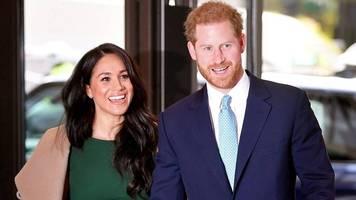 Auftritt in London: Prinz Harry kämpft auf der Bühne mit den Tränen