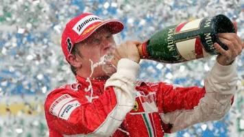 Formel-1-Kultfahrer: Promi-Geburtstag vom 17. Oktober 2019: Kimi Räikkönen