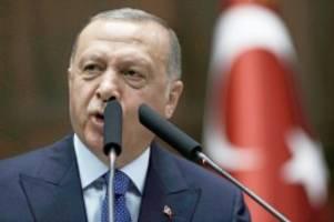 Angriff: Erdogan beleidigt Maas wegen Äußerung zur Syrien-Offensive