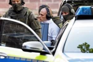 Rechtsextremismus: Handelte Halle-Attentäter bei Angriff auf Synagoge allein?