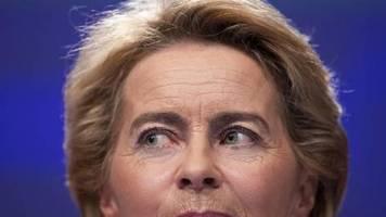 Zeitplan gekippt: EU-Parlament verschiebt von der Leyens Kommissions-Start
