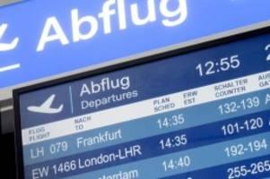 Klimaschutzpaket beschlossen: Höhere Steuer für Flugtickets betrifft Frühbucher nicht