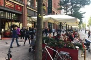 Mönckebergstraße: Roncalli Café scheitert mit Klage gegen U3-Fahrstühle