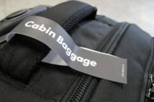 strenge regeln: handgepäck-flieger müssen gut aufpassen